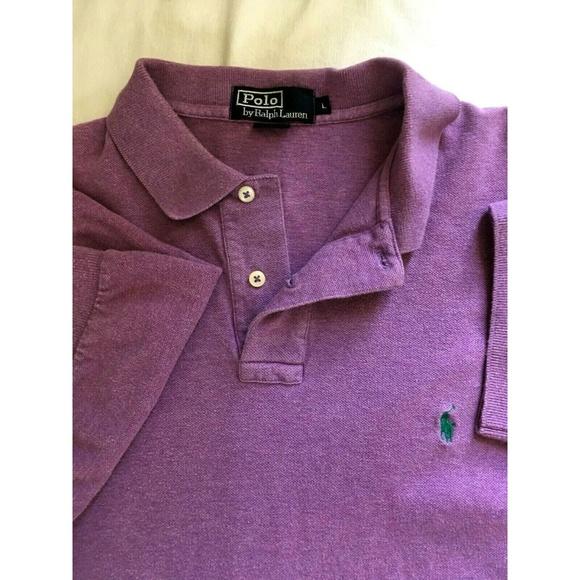 dd9b25af Polo by Ralph Lauren Shirts | Men Short Sleeve Polo Shirt L | Poshmark